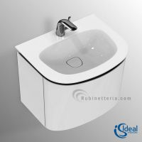 IDEAL STANDARD lavabo ceramica top 600 con mobile DEA T7850WG