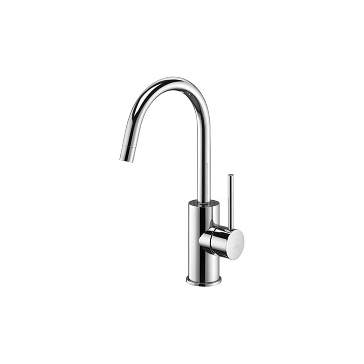 PAFFONI miscelatore lavabo canna alta LIGHT LIG077