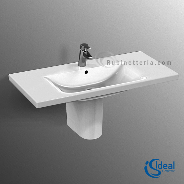 IDEAL STANDARD lavabo ceramica top CONNECT E812601
