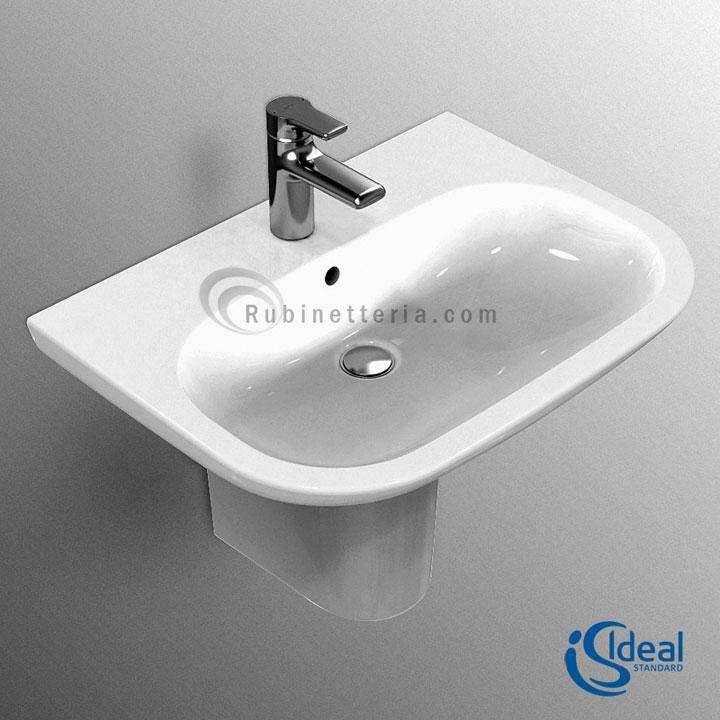 Rubinetteria Active Ideal Standard.Ideal Standard Lavabo Ceramica Active T054301 Rubinetteria Com