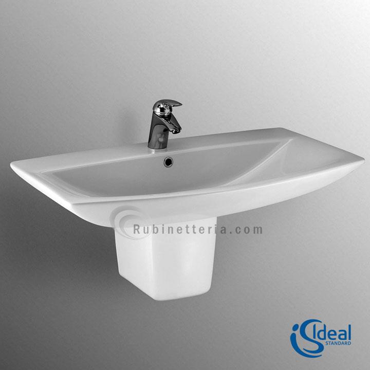 Ideal standard lavabo ceramica cantica t074561 - Lavabo bagno ideal standard ...